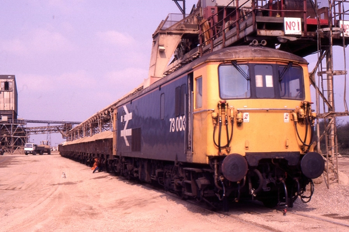 Cliffe Gravel Works: 6th April 1988