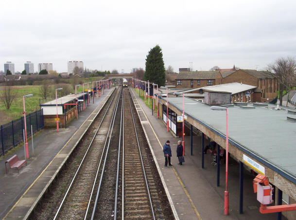 Slade Green station