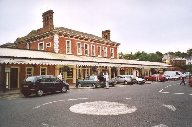 Tunbridge Wells Central