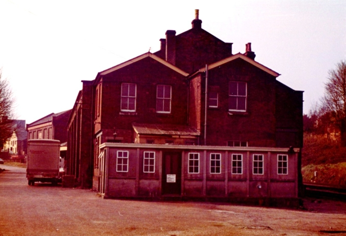 Tunbridge Wells Central Goods Shed: Early 1970s