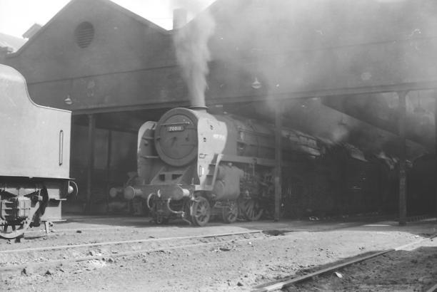 Britannia 7MT Class