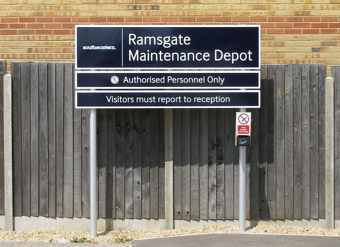 Ramsgate Maintenance Depot